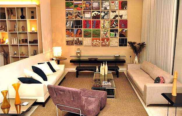 Alguns detalhes na decoração fazem ambientes mais sofisticados - Eduardo Almeida/RA Studio