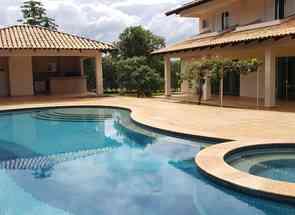 Casa em Condomínio, 6 Quartos, 4 Vagas, 6 Suites para alugar em Rua das Gameleiras, Residencial Aldeia do Vale, Goiânia, GO valor de R$ 12.000,00 no Lugar Certo
