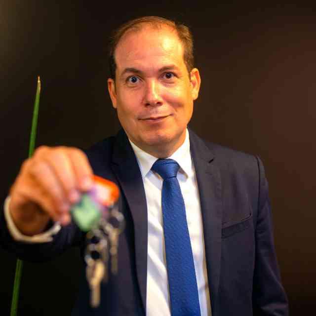 Eduardo Luíz, CEO da Epar Busines Expert e sócio da Alug  - Komunic/Divulgação