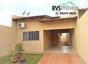 Casa, 3 Quartos, 2 Vagas, 1 Suite em Avenida Odorico Nery, Vila Maria, Aparecida de Goiânia, GO valor de R$ 240.000,00 no Lugar Certo