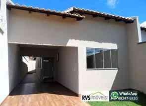 Casa, 3 Quartos, 3 Vagas, 1 Suite em Avenida São Paulo, Vila Brasília, Aparecida de Goiânia, GO valor de R$ 275.000,00 no Lugar Certo