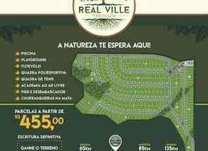 Lote em Condomínio em Fazenda Alto do Pau, Zona Rural, Alexânia, GO valor de R$ 345.000,00 no Lugar Certo
