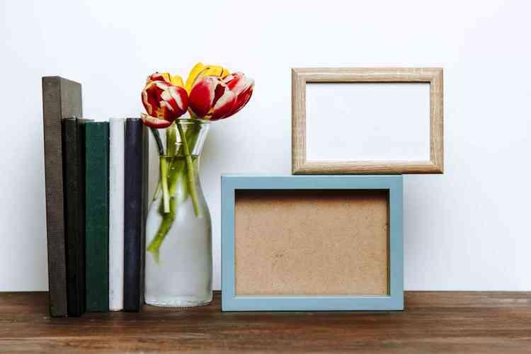 Aprenda a fazer quadros decorativos - Freepik