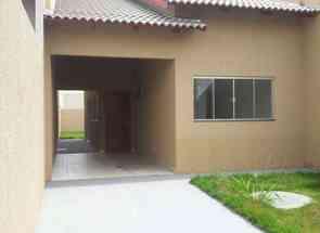 Casa, 3 Quartos, 2 Vagas, 1 Suite em Jardim Buriti Sereno, Aparecida de Goiânia, GO valor de R$ 159.000,00 no Lugar Certo