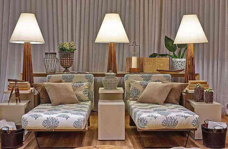 A arquiteta Estela Netto destaca ambientes em casa que ajudam a desestressar  - Daniel Mansur/Divulgação