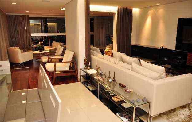 Iluminação e ventilação também devem ser levadas em consideração para integrar ambientes - Eduardo Almeida/RA Studio