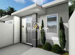 Casa, 2 Quartos, 1 Vaga em Rua Lavras, Resplendor, Igarapé, MG valor de R$ 165.000,00 no Lugar Certo