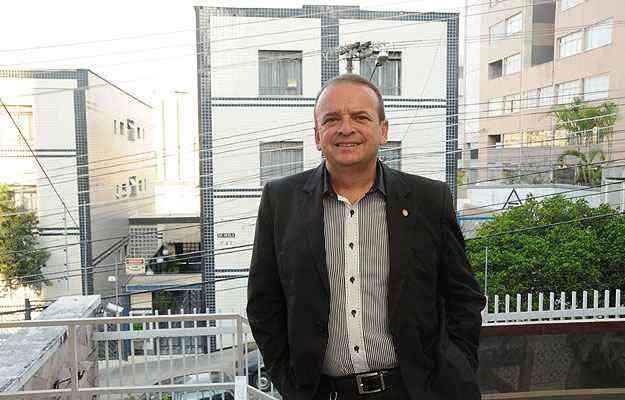 Para o diretor da Resimóveis Netimóveis, Antônio Xavier, os clientes querem pagar menos porque acabam usando pouco os atrativos das áreas comuns - Cristina Horta/EM/D.A Press