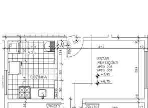 Apartamento, 2 Quartos, 1 Vaga em Xangrilá, Contagem, MG valor de R$ 175.000,00 no Lugar Certo
