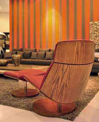 Com um bom design, o produto ajuda a personalizar o ambiente com elegância - EDUARDO DE ALMEIDA/ RA STUDIO