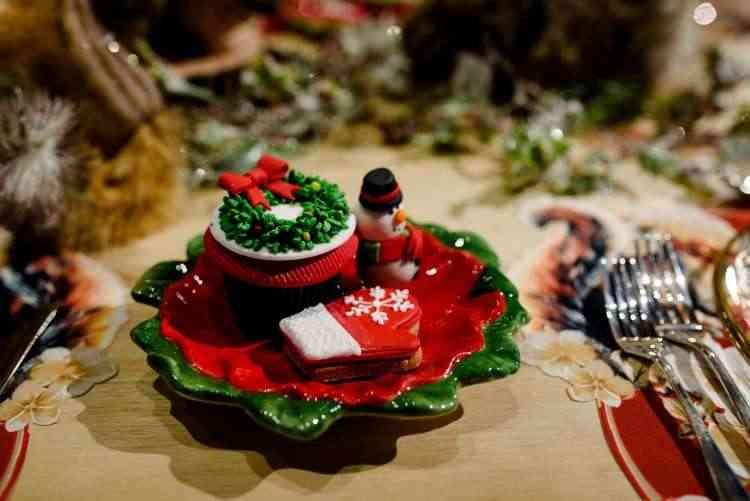 Cerâmica e figuras natalinas - Divulgação