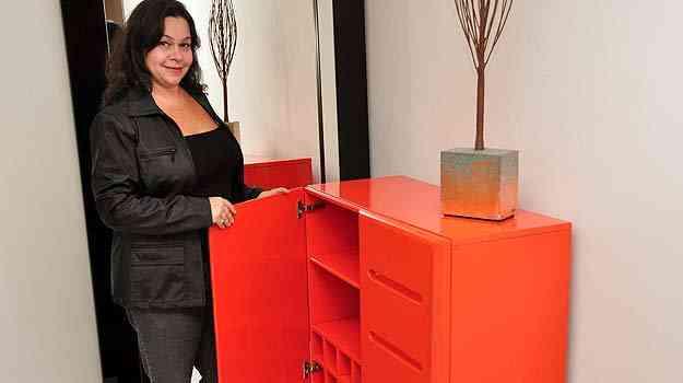 Andreza Ozores diz que há várias formas de personalizar sem desembolsar muito - Eduardo de Almeida/RA studio
