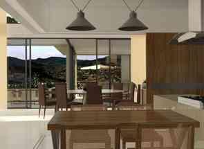 Casa em Condomínio, 4 Quartos, 4 Vagas, 4 Suites em Alphaville, Nova Lima, MG valor de R$ 2.300.000,00 no Lugar Certo