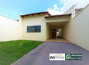 Casa, 3 Quartos, 2 Vagas, 1 Suite em Avenida Odorico Nery, Vila Maria, Aparecida de Goiânia, GO valor de R$ 230.000,00 no Lugar Certo