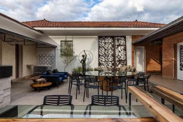 Bar Real: Izabella Biancardine e Luciano Costa  - Ivan Araújo/Fotografia de Arquitetura/Divulgação