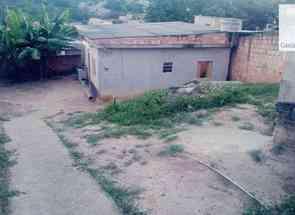 Casa, 3 Quartos, 4 Vagas em Rua das Jacarandás, Vila Ipê Amarelo, Contagem, MG valor de R$ 135.000,00 no Lugar Certo