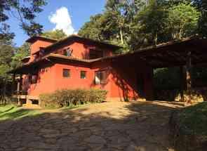 Casa em Condomínio, 4 Quartos, 2 Vagas, 4 Suites para alugar em Rua dos Madrigais, Passárgada, Nova Lima, MG valor de R$ 3.500,00 no Lugar Certo