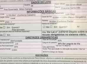 Lote em Chácaras Santa Inês, São Benedito, Santa Luzia, MG valor de R$ 2.500.000,00 no Lugar Certo