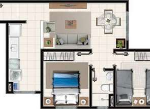 Apartamento, 2 Quartos, 1 Vaga em Rua João Rosa, Chácaras Califórnia, Contagem, MG valor de R$ 186.000,00 no Lugar Certo