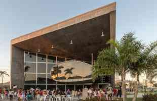 A Nave do Conhecimento foi escolhida pelo público como preferido na categoria de edifícios governamentais ou municipais. O projeto é da RioUrbe