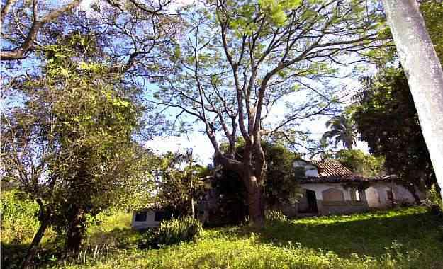 Antiga fazenda será a 10ª Regional da capital e visa fomentar a vida em comunidade, tornando-se referência urbana para a vizinhança - Gladyston Rodrigues/EM/D.A Press