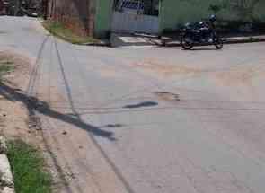 Casa, 3 Quartos, 2 Vagas em Granjas Primavera (justinópolis), Ribeirao das Neves, MG valor de R$ 250.000,00 no Lugar Certo