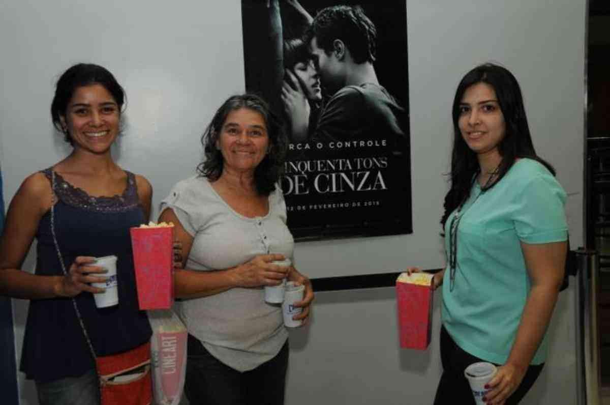 Sessão Exclusiva Lugar Certo do filme 'Cinquenta Tons de Cinza' - 11/03