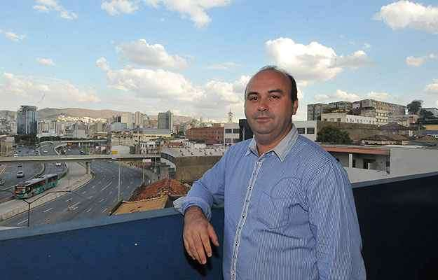 O diretor da Faculdade Facisa BH, Antônio Baião, considera que fez um bom investimento - Marcos Michelin/EM/D.A Press