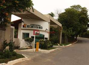 Lote em Avenida Felipe Gabrich, Condominio Recanto da Mata, Santa Luzia, MG valor de R$ 168.000,00 no Lugar Certo