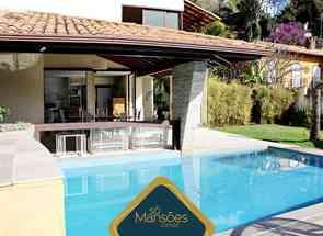 Casa em Condomínio, 4 Quartos, 4 Vagas, 4 Suites em Alameda Beija Flor, Residencial Sul, Nova Lima, MG valor de R$ 2.300.000,00 no Lugar Certo