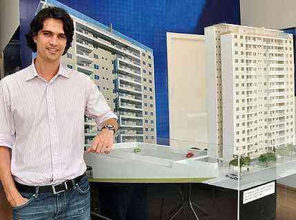 O empresário Marcelo Eid Linck viu no cenário atual uma oportunidade para diversificar seus investimentos  - Eduardo de Almeida/RA Studio