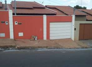 Casa, 3 Quartos, 3 Vagas para alugar em Sítios Santa Luzia, Aparecida de Goiânia, GO valor de R$ 950,00 no Lugar Certo