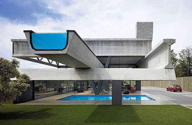 Casa em Madrid - Roland Halbe/Divulgação