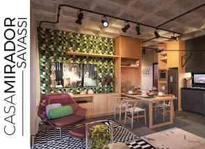 Apartamento, 1 Quarto, 1 Vaga, 1 Suite em Rua dos Inconfidentes, Funcionários, Belo Horizonte, MG valor a partir de R$ 765.000,00 no Lugar Certo