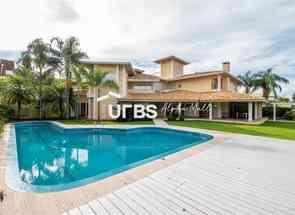 Casa, 4 Quartos, 3 Vagas, 4 Suites em Rua Pau Cetim, Alphaville Flamboyant, Goiânia, GO valor de R$ 8.000.000,00 no Lugar Certo