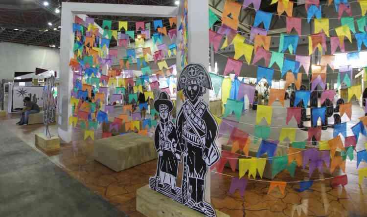 A força criativa do Brasil em pauta na 31ª Feira Nacional de Artesanato, em BH