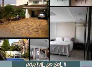 Casa em Condomínio, 4 Quartos, 4 Vagas, 4 Suites em Portal do Sol II, Goiânia, GO valor de R$ 1.300.000,00 no Lugar Certo