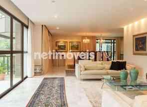 Apartamento, 4 Quartos, 6 Vagas, 2 Suites em Serra, Belo Horizonte, MG valor de R$ 2.850.000,00 no Lugar Certo