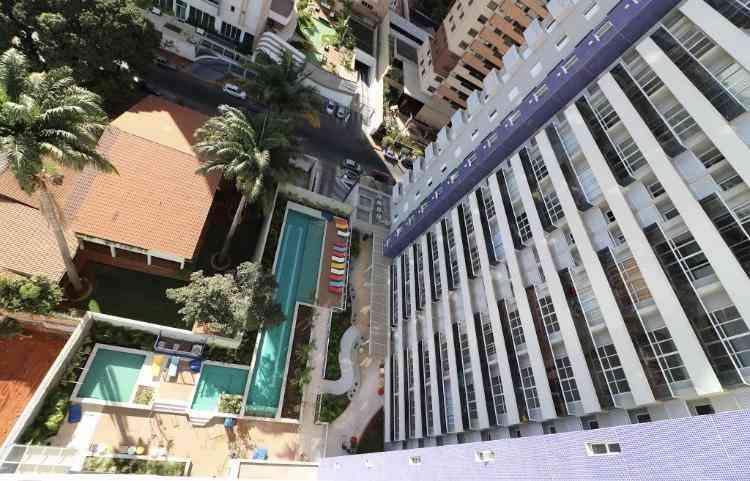 apartamento com 1 quarto à venda no bairro setor bueno, 35m