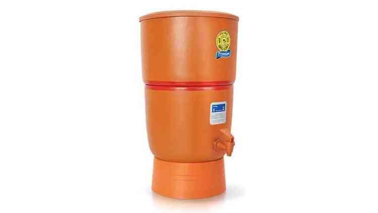 Melhor filtro de água - Reprodução/ Filtro São João