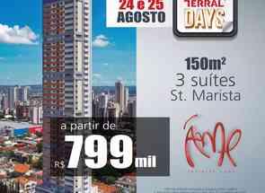 Apartamento, 3 Quartos, 3 Vagas, 3 Suites em Setor Marista, Goiânia, GO valor de R$ 799.000,00 no Lugar Certo