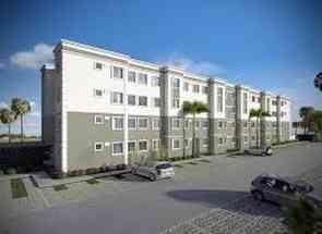 Apartamento, 4 Quartos, 2 Vagas, 2 Suites em Condomínio San Remo, Contagem, MG valor de R$ 144.000,00 no Lugar Certo