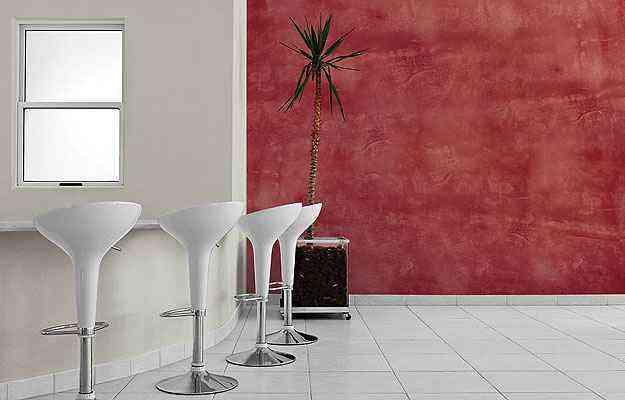 Efeito de concreto é um estilo contemporâneo e moderno - Suvinil/Divulgação
