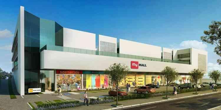 O My Mall Street Ouro Preto, na Avenida Fleming, receberá investimentos de R$ 25 milhões  - Arquivo Pessoal