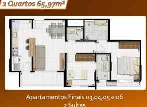 Apartamento, 2 Quartos, 1 Vaga, 2 Suites em Rua 36 Sul, Sul, Águas Claras, DF valor de R$ 545.000,00 no Lugar Certo