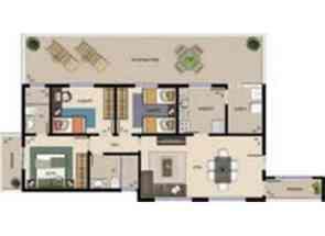Apartamento, 3 Quartos, 1 Vaga, 1 Suite em Diamante, Belo Horizonte, MG valor de R$ 475.000,00 no Lugar Certo