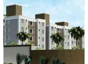 Apartamento, 2 Quartos, 1 Vaga em Jardim Alvorada, Contagem, MG valor de R$ 146.000,00 no Lugar Certo