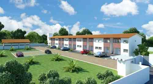 Casa em Condomínio, 2 Quartos, 1 Vaga, 1 Suite