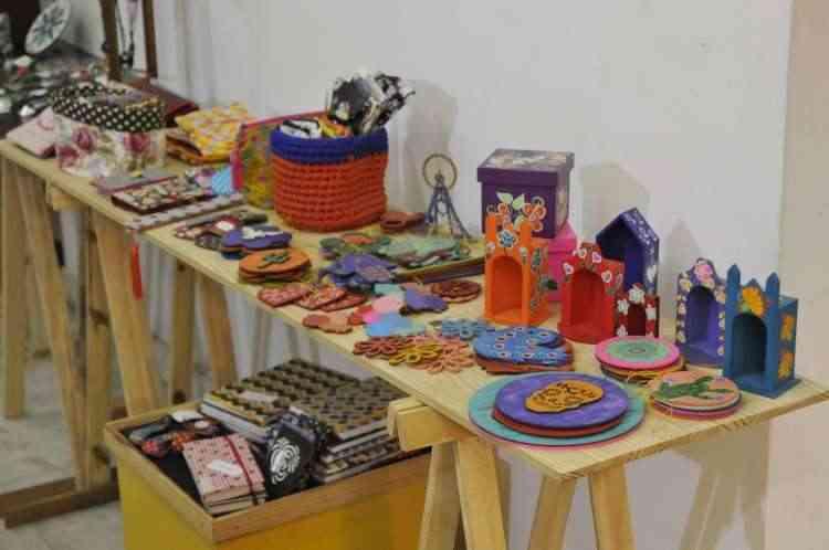 O evento resgata a importância do artesanato para todas as gerações  - Juarez Rodrigues/EM/D.A Press