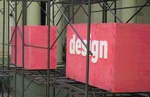 Circuito DMAIS movimenta BH e inspira a pensar e conhecer o design. Na foto, o Prédio Verde, escolhido para ser o QG, com projeto do Fósforo Coletivo